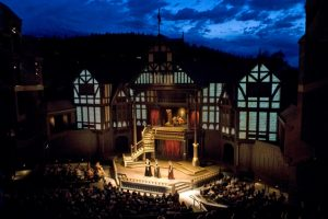 The history of the Oregon Shakespeare Festival